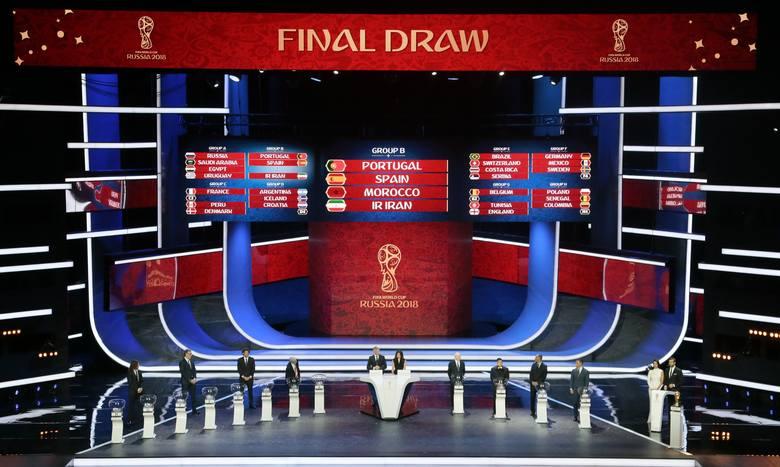 Znamy skład grup Mistrzostw Świata w Rosji! Zobacz wszystkie grupy MŚ 2018 [GALERIA]