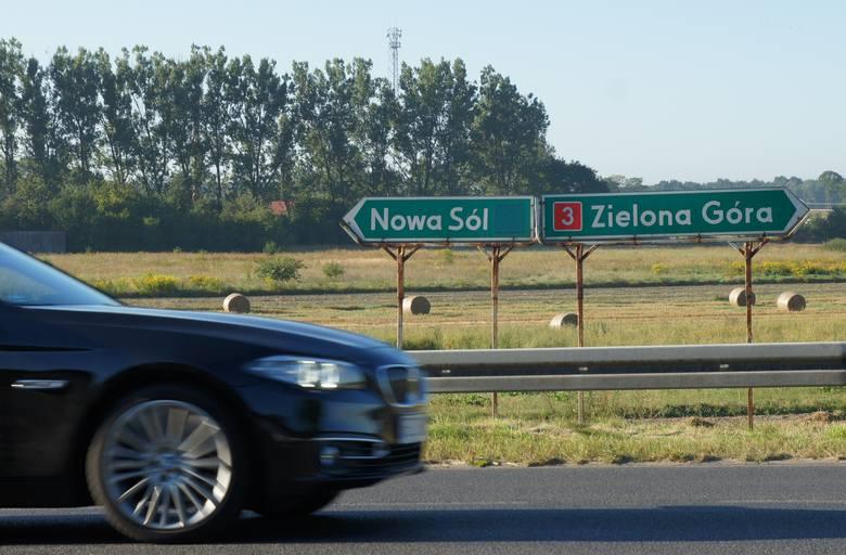 Zieloną Górę od Nowej Soli dzielą tylko 23 kilometry
