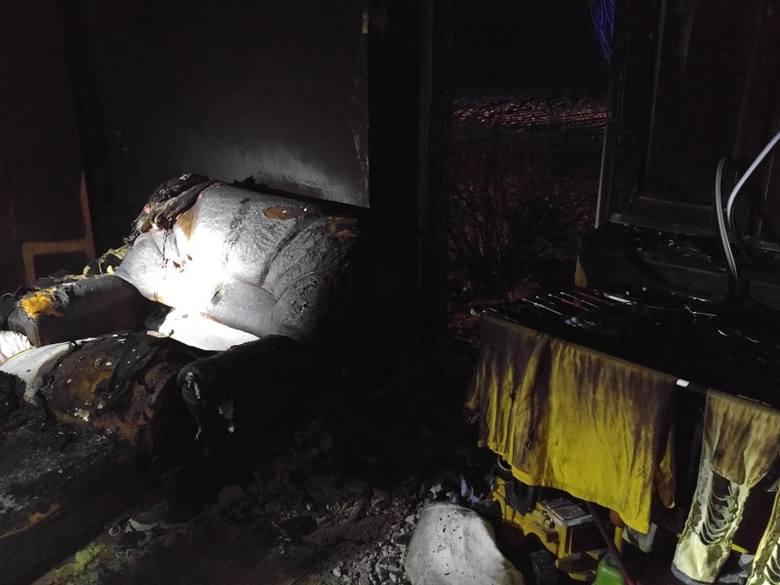 Tragiczny pożar we wsi Jemieliste. Matka piątki dzieci nie żyje. Wciąż potrzebna jest pomoc rodzinie