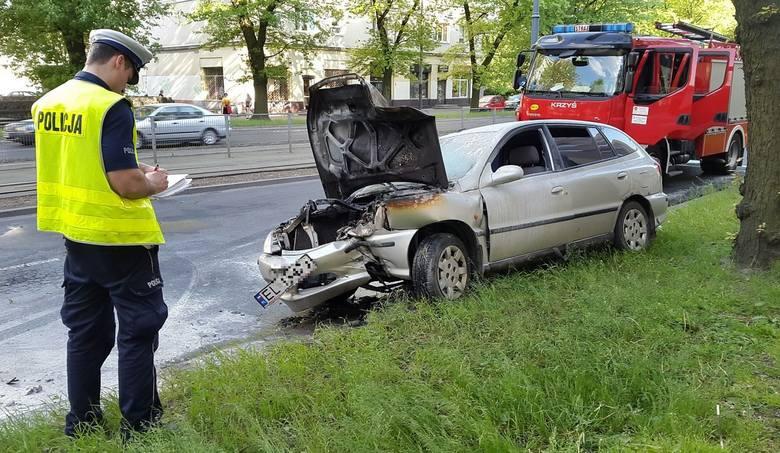 Do wypadku doszło na ul. Zachodniej