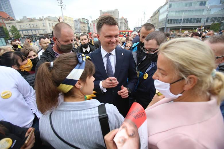 Zdaniem prof. Doroty Piontek z UAM, kampanii prezydenta Andrzeja Dudy brakuje strategii i kieruje nią chaos.