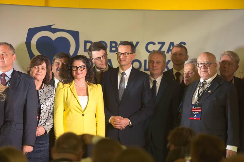 Premier Mateusz Morawiecki w Słupsku
