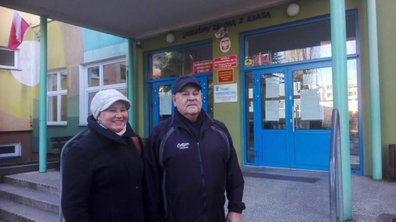 Teresa i Andrzej Libelt
