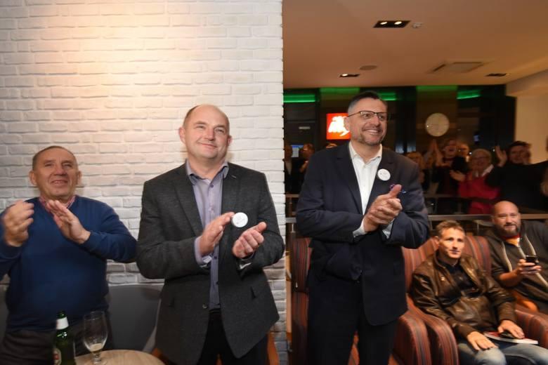 Wybory Samorządowe 2018 Wieczór Wyborczy Platformy