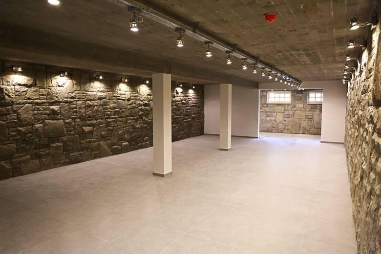 We wnętrzach willi powstała m.in. przestrzeń wystawowa Muzeum Realizmu Magicznego
