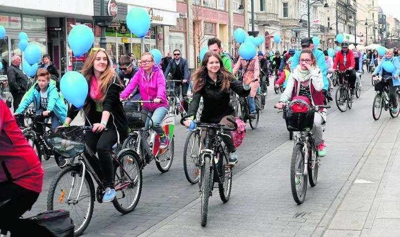 Milion rowerów co roku. Na ulicach Łodzi przybywa cyklistów