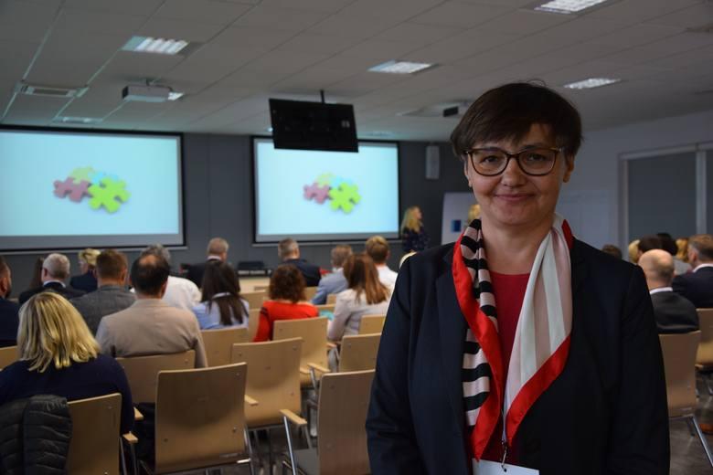Agnieszka Tront-Stefańczuk, dyrektor ds. finansów i administracji