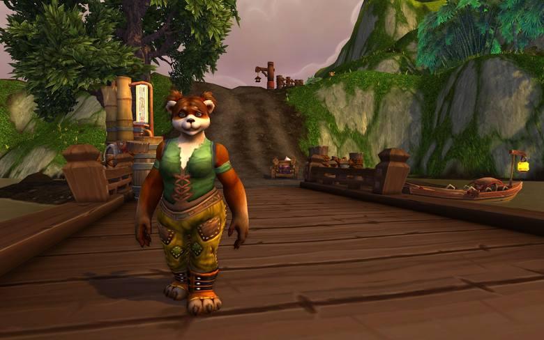 World of Warcraft: Mists of PandariaWorld of Warcraft: Mists of Pandaria. Na początku wydaje się to wszystko zbyt cukierkowe. Ale potem jest już tylko