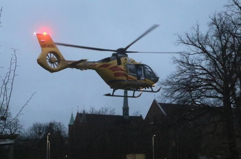 Jedna osoba została ranna podczas katastrofy budowlanej we wsi Kurowice koło Łodzi. Taką informację Radiu Łódź przekazała straż pożarna.CZYTAJ WIĘCEJ