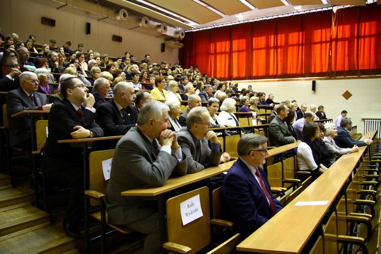 Prof. Andrzej Paszczyński Honorowym Profesorem UMCS