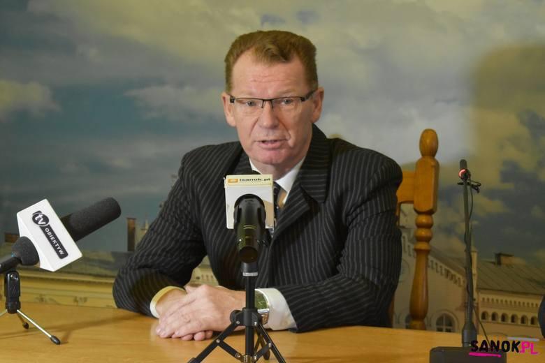 Burmistrz Sanoka dzieli się władzą. Powołał drugiego zastępcę. To Grzegorz Kornecki
