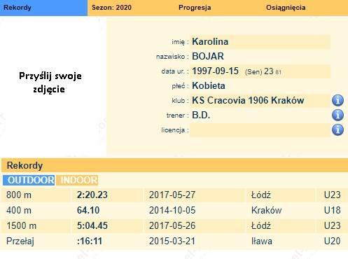 Cracovia po derbach uderza w Karolinę Bojar, byłą biegaczkę... KS Cracovia! Kim jest żona sędziego Daniela Stefańskiego? [AKTUALIZACJA]
