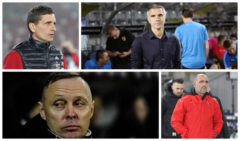 W ciągu zaledwie kilku dni pracę straciło trzech trenerów klubów LOTTO Ekstraklasy. Po Adamie Nawałce (Lech Poznań) i Ricardo Sa Pinto (Legia Warszawa)
