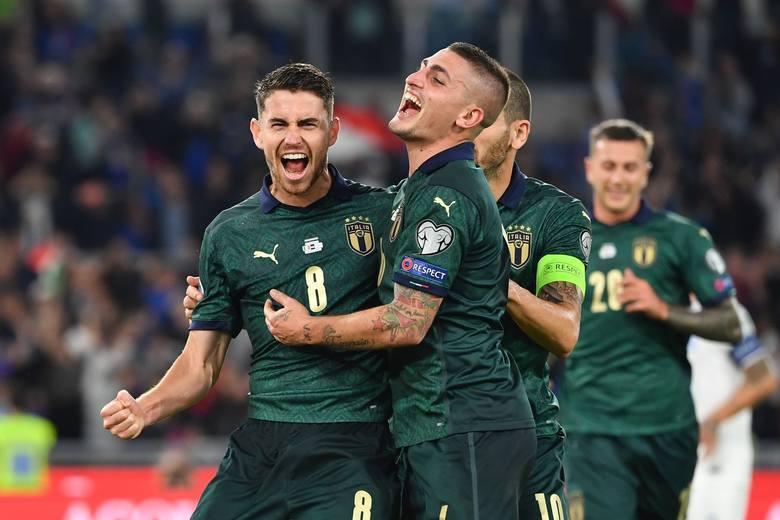 """Włosi w rozgrywkach nie stracili ani jednego punktu, gromadząc 30 """"oczek"""". Wyborne eliminacje zwieńczyli efektowna wygraną z Armenią"""