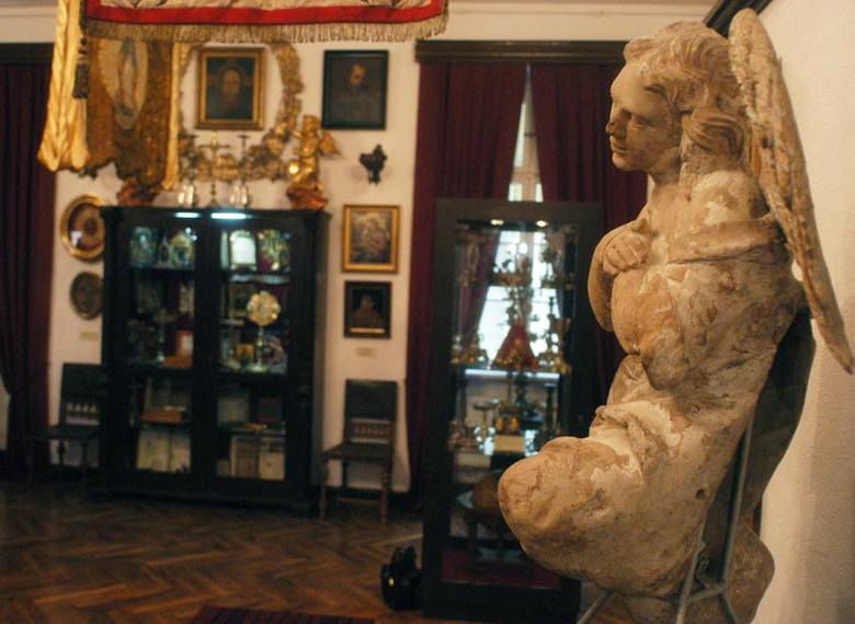 Bazylika w Starej WsiSkarbiec Muzeum Towarzystwa Jezusowego Prowincji Polski Poludniowej w Starej Wsi