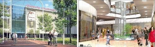 Na tworzonej właśnie stronie internetowej Galerii Chełmskiej będzie można zobaczyć więcej przykładów na to, jak ma ona wyglądać (Fot. Wizualizacja A