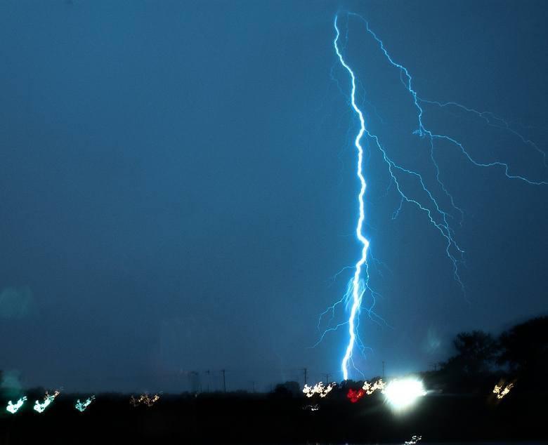 W województwie lubuskim mogą wystąpić burze