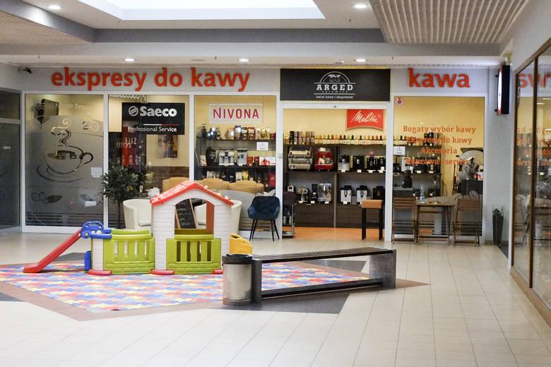 ARGED-Sajwicz jest to sklep dla wielbicieli nie tylko kawy i herbaty