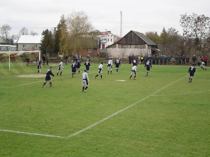 """Ludowy Klub Sportowy """"Granica"""" w Stubnie"""