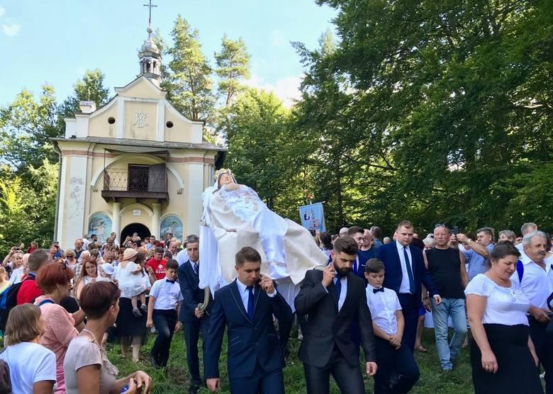 W niedzielę w sanktuarium w Kalwarii Pacławskiej koło Przemyśla rozpoczął się Wielki Odpust Wniebowzięcia Najświętszej Maryi Panny. W tym roku przypada