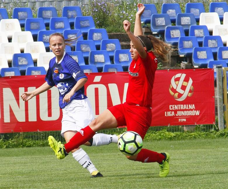 Piłka nożna kobiet. Drużyna UKS SMS już szykuje się do wiosny