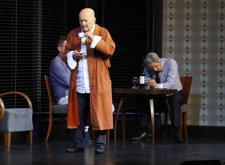 Jubileusz Wojciecha Pszoniaka w Teatrze Muzycznym w Łodzi