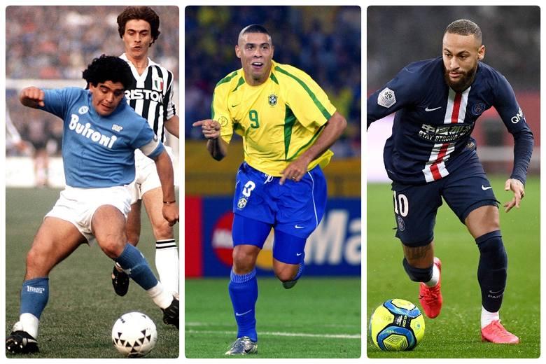 Najdroższe transfery piłkarzy po inflacji. Co okres transferowy czekamy, aż któryś klub pobije rekord i kupi piłkarza już za ponad 200 mln funtów. Jednak