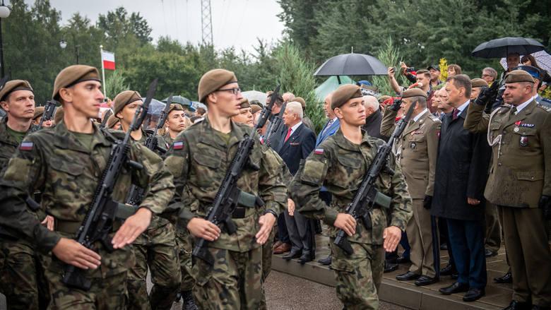 Koalicja Obywatelska chce przenieść obronę terytorialną do rezerwy
