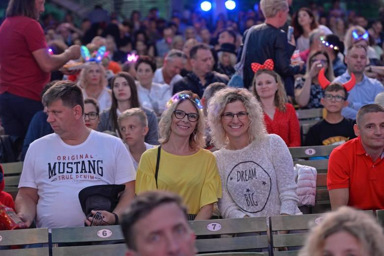 """Festiwal""""Top of The Top Sopot 2018"""" - publiczność podczas pierwszego dnia (14.08.2018)"""