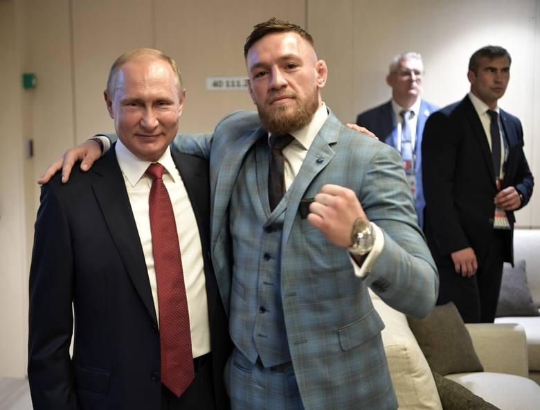 Putin i MGregor