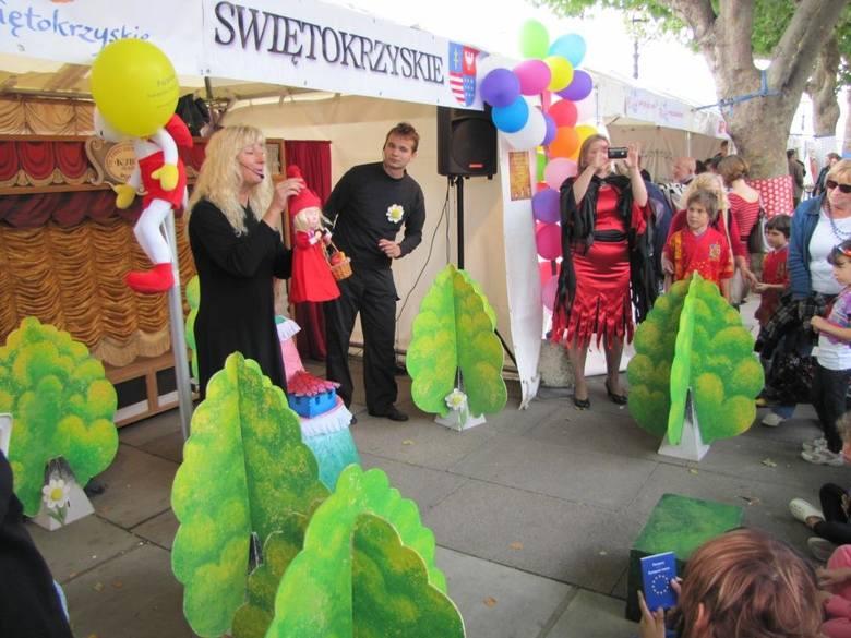 Zobacz Koziołka Matołka i świętokrzyską promocję w na Festiwalu Tamizy w Londynie