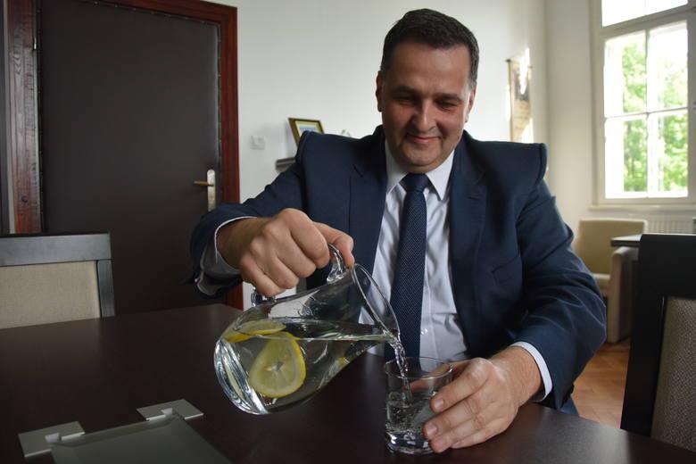 Sebastian Pieńkowski od czwartku 26 kwietnia jest już oficjalnie kandydatem PiS na prezydenta Gorzowa.