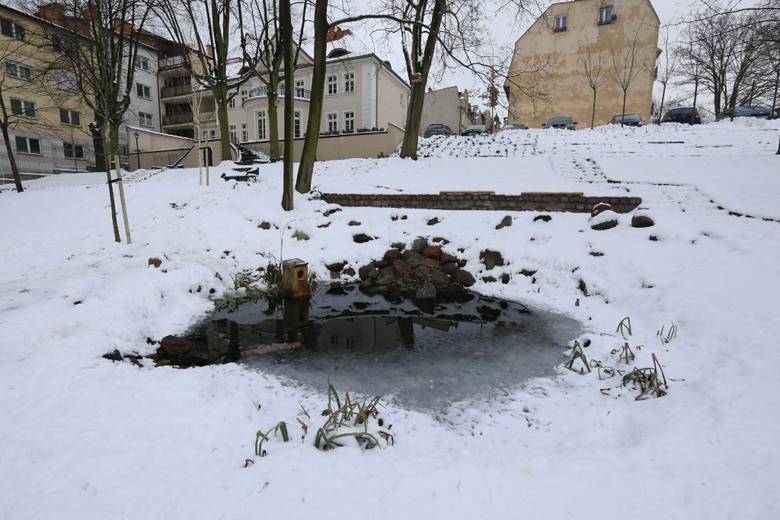 17 stycznia przed godziną 16.00 toruńscy policjanci otrzymali informację, że w stawie znajdującym się obok pałacu Weesego przy ulicy Danielewskiego w