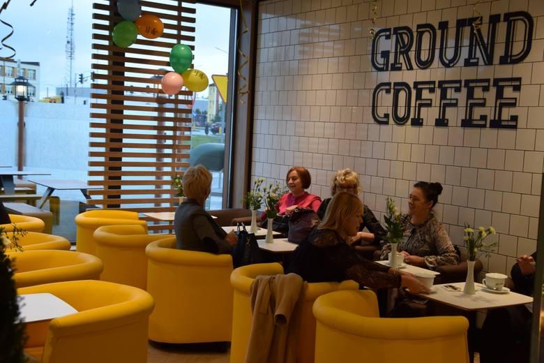 Otwarcie pierwszej restauracji sieci McDonald's w Człuchowie [5.12.2018]