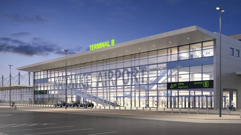 Remont terminalu B w Pyrzowicach. Rozstrzygnięto przetarg na wykonawcę