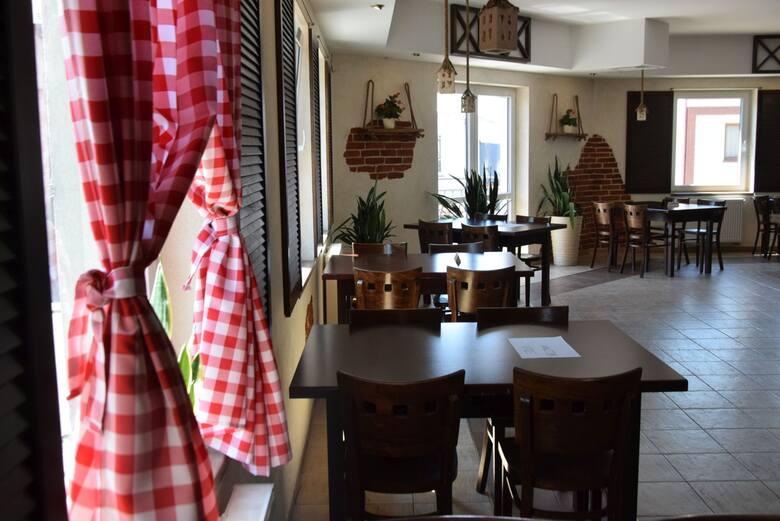 Konecka restauracja Sycyliana już działa w nowej, pełnej sycylijskiego klimatu siedzibie [ZDJĘCIA]