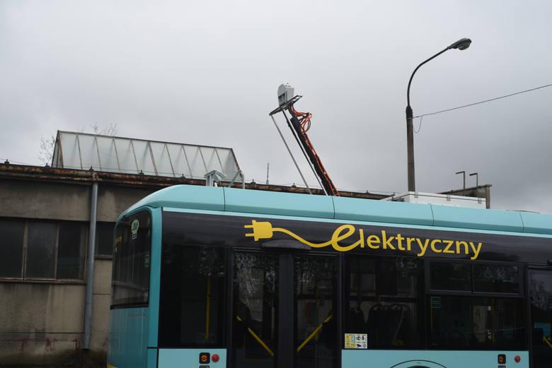 Autobus elektryczny solaris urbino 12 electric