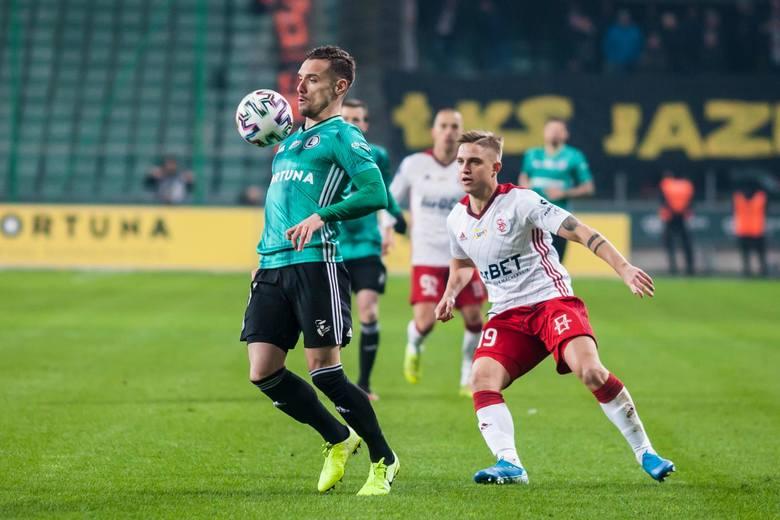 Marko Vesović: Nie jesteśmy słabsi niż jesienią, udowodnimy to na boisku