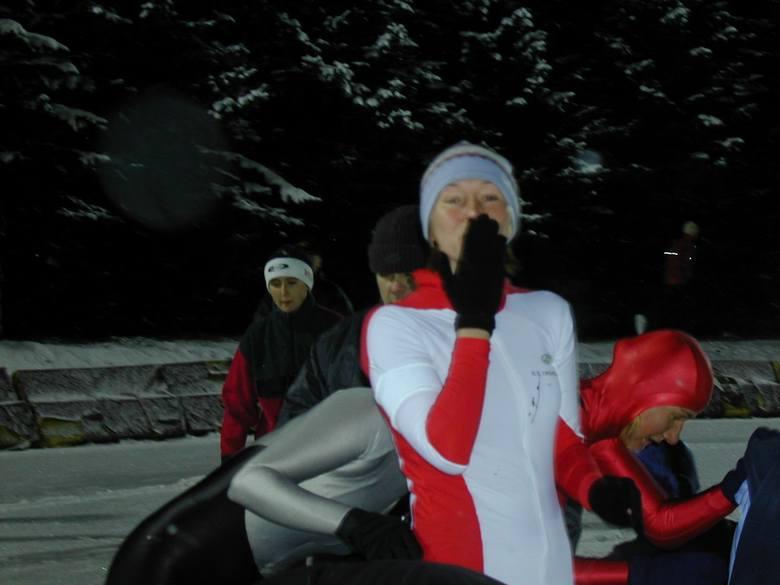 KATARZYNA WÓJCICKA-TRZEBUNIAUrodzona 1 stycznia 1980 r. w Sanoku. Reprezentantka Polski na zimowych igrzyskach olimpijskich Salt Lake City 2002; multimedalistka