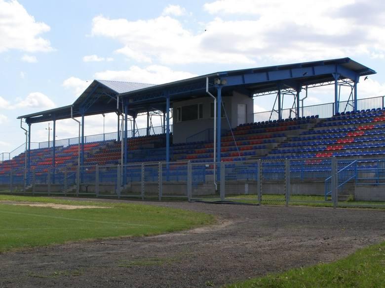 Stadion Warmii Grajewo