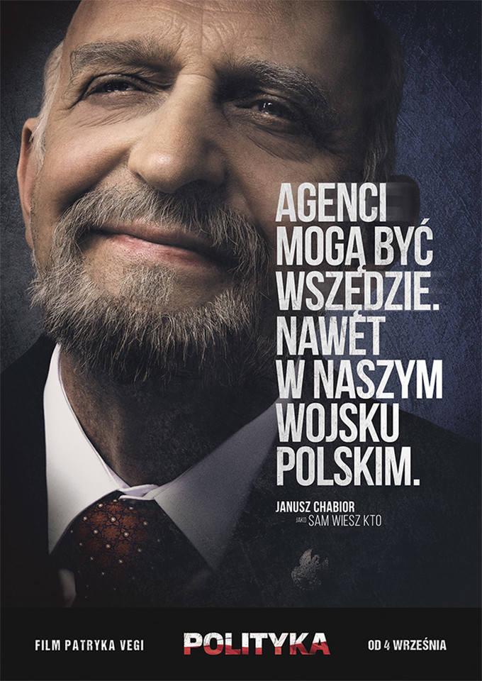 """Polityka""<br /> Sala nr 1:<br /> Piątek<br /> 20.45 - POLITYKA Polska 135'|bilety 20zł I 18zł<br /> Sobota<br /> 20.45 - POLITYKA Polska 135'|bilety 20zł I 18zł<br /> Niedziela<br /> 20.45 - POLITYKA Polska 135'|bilety 20zł I 18zł<br /> Poniedziałek<br /> 20.45 - POLITYKA Polska..."