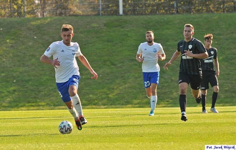 W meczu 7. kolejki trzeciej ligi, Kotwica Kołobrzeg zremisowała na swoim boisku z GKS Przodkowo 2:2.