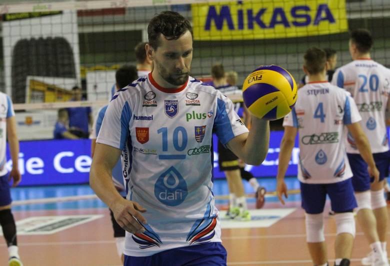 Maciej Pawliński, kapitan Dafi Społem