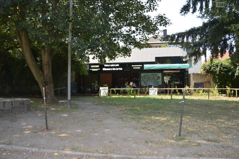 Awantura o Cafe pod ptakami w parku Kasprowicza w Szczecinie [ZDJĘCIA, WIDEO]