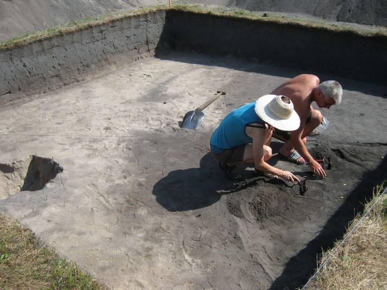 Skarby, które zakopał czas. W Żmijowiskach odkryto naczynia sprzed tysiąca lat
