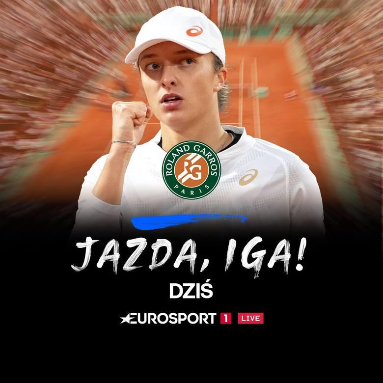 Iga Świątek wygrała finał Roland Garros