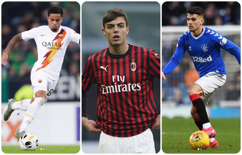 Daniel Maldini, Justin Kluivert, Ianis Hagi i inni synowie legend z lat 90. wchodzą na piłkarskie salony [GALERIA]