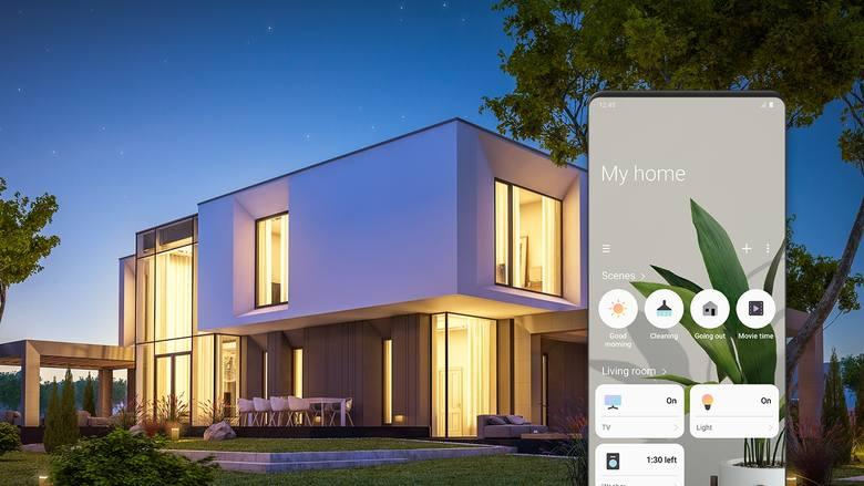 Urządzenia Fibaro są już kompatybilne z platformą Samsung SmartThings