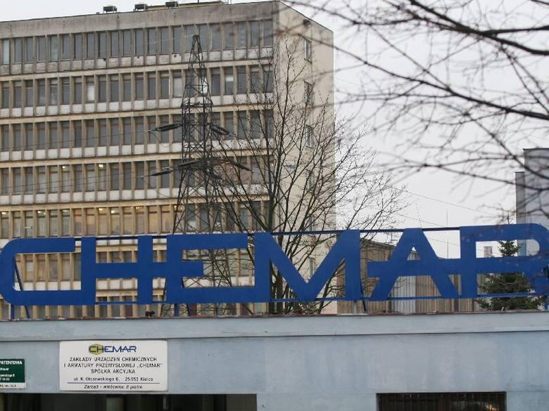 """O co chodzi ze słynnym """"Chemarem""""? Miasto Kielce chce kupić firmę i stworzyć wielką dzielnicę przemysłową na wzór Barcelony"""