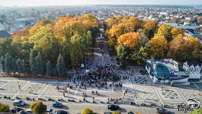 Mateusz Morawiecki odwiedził nasz region. Był m. in w Augustowie i Suwałkach.Zobacz także: Morawiecki u medyków. Zostawił 116 mln zł (zdjęcia)